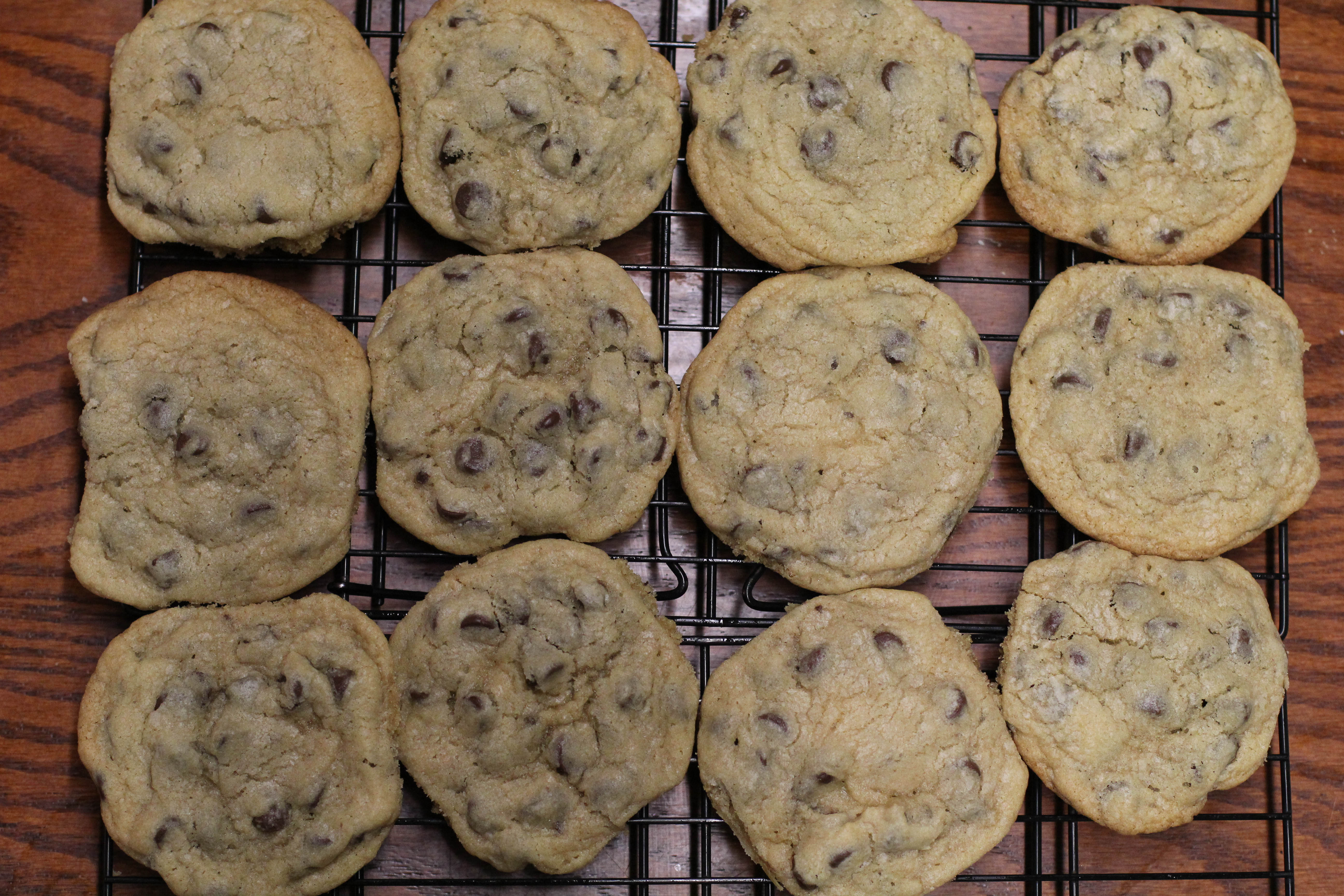 Photo Guide: 30 minute chocolate chip cookies | boomie's kitchen