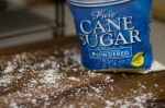 Speaking of rolling things out, use powdered sugar instead of flour, this prevents overworked dough. And who wouldn't want a little extra sugar in their life (well, cookie)